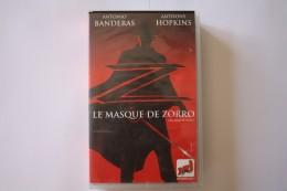 Cassette Video LE MASQUE DE ZORRO - Action, Aventure