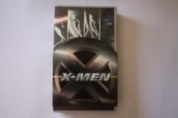 Cassette Video X-MEN - Sciences-Fictions Et Fantaisie