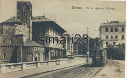GENOVA - CORSO ANDREA PODESTA - Genova (Genoa)
