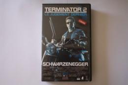 Cassette Video TERMINATOR 2 - Action, Aventure