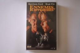 Cassette Video ENNEMIS RAPPROCHES - Action, Aventure