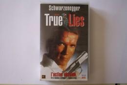 Cassette Video TRUE LIES - Action, Aventure
