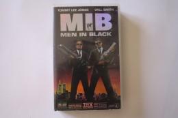 Cassette Video MEN IN BLACK - Action, Aventure