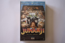 Cassette Video JUMANJI - Comedy