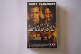 Cassette Video DRIVE - Action, Aventure