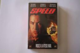 Cassette Video SPEED - Action, Aventure