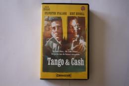 Cassette Video TANGO ET CASH - Action, Aventure
