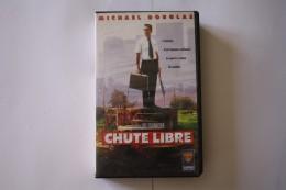 Cassette Video CHUTE LIBRE - Action, Aventure