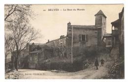 CPA 24 BELVES Le Bout Du Monde - France