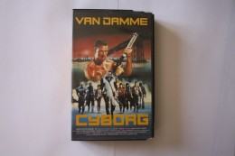 Cassette Video CYBORG - Action, Aventure
