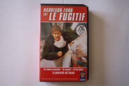 Cassette Video LE FUGITIF - Action, Aventure