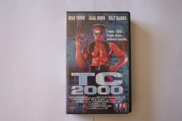 Cassette Video TC 2000 - Action, Aventure