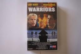Cassette Video WARRIORS - Action, Aventure