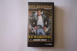 Cassette Video LE MARGINAL - Action, Aventure
