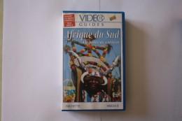 Cassette Video AFRIQUE DU SUD A LA POINTE DU CONTINENT - Documentaire