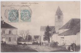 FRESNOY (Haute-Marne) - Place De L´Eglise - Francia