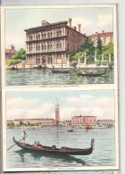 VENEZIA ARTISTICA - Dépliant Fermé 17cmX12cm 20 Vedute Plan - Excellent état PARFAIT - Venezia