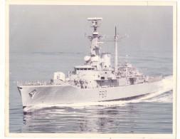 Photo Croiseur Militaria 25X20cm  Ressemble Au Colbert  TB - Boats
