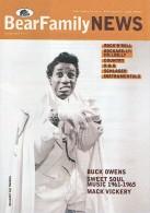 BEAR FAMILY NEWS - JUIN 2008 - Screamin' Jay HAWKINS - Rufus THOMAS - Jimmy McCRACKLIN - Sleepy LaBEEF - Buck OWENS - Magazines & Newspapers