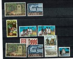 Afrika / Afrique 0001 - Timbres