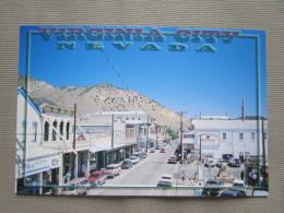 Virginia City, Nevada. - Etats-Unis