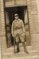 A 088 - Personnage Militaire  Paul Vivien   168eme Regiment  A Thionville (57) - Personnages