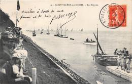 80-SAINT-VALERY-SUR-SOMME -  LES REGATES - Saint Valery Sur Somme