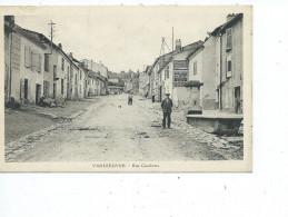54-VANDOEUVRE-les-NANCY-Une Vue Animée De La Rue Gambetta - Vandoeuvre Les Nancy