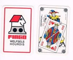 Joker - Fingo Welfsels Hourdis - Kartenspiele (traditionell)