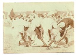 """NIGER - """"la Tabeski""""  Photo Originale  Signée Et Datée  De Mai 1928 - Africa"""