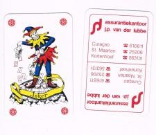 Joker - Assurantiekantoor J.P. Van Der Lubbe - Speelkaarten