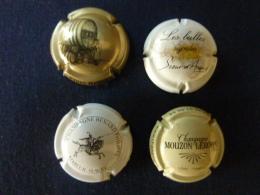 Muselets Champagne Et Mousseux - Capsules & Plaques De Muselet