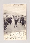 AK CHINA TSINGTAU Betler Ges Tsintau 26.9.1898 Foto D. Rug. M #12 - Cina