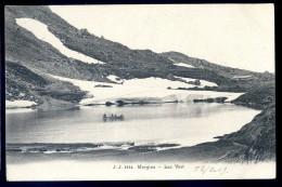 Cpa De Suisse Valais -  Morgins Lac Vert    LIOB115 - VS Valais
