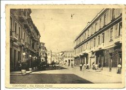 Crotone Via Vittorio Veneto - Crotone