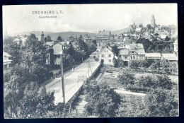 Cpa Allemagne Hesse Kronberg -- Cronberg I.T.  Gesamtansicht  LIOB115 - Kronberg