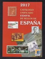 EDIFIL 2017. CATALOGO UNIFICADO DE SELLOS DE ESPAÑA. - 1931-Hoy: 2ª República - ... Juan Carlos I