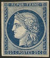 No 4c, Très Frais. - TB. - RR - 1849-1850 Ceres