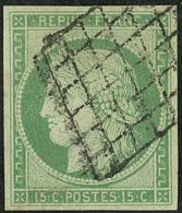No 2a, Obl Grille. - TB - 1849-1850 Ceres
