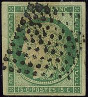 No 2, Obl Losange D'annulation. - TB - 1849-1850 Ceres