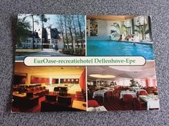 Nederland EurOase-recreatiehotel Dellenhove-Epe 1988 - Epe