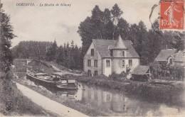 CARTE POSTALE     DORDIVES 45    Le Moulin De Nançay - Dordives