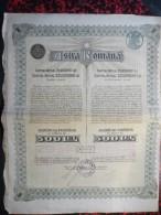 Astra Romana 500 Lei N°288128 - Acciones & Títulos