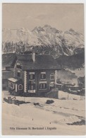 St Moritz Dorf - Villa Uthemann - GR Grisons