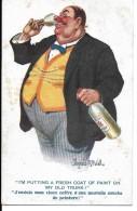 J'enduit Mon Vieux Coffre D'une Nouvelle Couche De Peinture !---illust. DONALD MC.  GILL--voir 2 Scans - Mc Gill, Donald