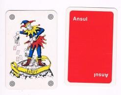 Joker - Ansul - Cartes à Jouer Classiques