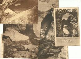 Remouchamps Grotte ( Lot De 25 Vues ) - Aywaille