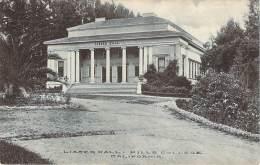 USA - Oakland - Mills College, Lisser Hall - Oakland