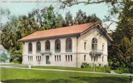 USA - Oakland - Mills College, Margaret Carnegie Library - Oakland