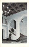 USA - Oakland - Women's City Club 1428 Alice Street, Lobby Stairway - Oakland